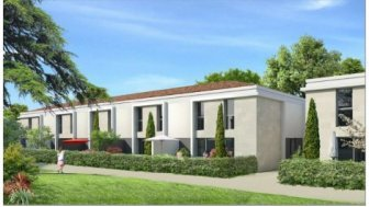 Appartements neufs Le Clos François des Bories éco-habitat à Cenon
