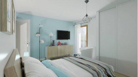 appartement neuf à Saint-Jean-de-Luz