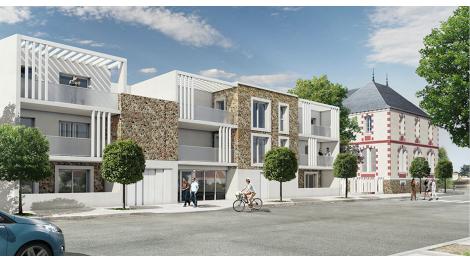 Appartement neuf Villa des Pins éco-habitat à Les Sables d'Olonne