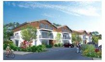 Appartements neufs Aux Fleurettes investissement loi Pinel à Bayonne