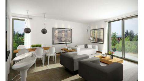 Appartement neuf Le Lemery à Rouen