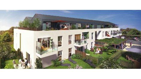 Appartement neuf Coeur Olona éco-habitat à Olonne-sur-Mer