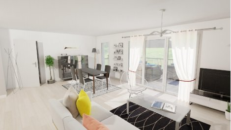 eco habitat neuf à Ondres