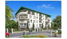 Appartements neufs Le Charleston investissement loi Pinel à Biarritz