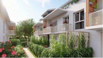 Appartements neufs Le Saint Aubin à Parempuyre