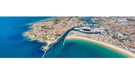 Appartements neufs L'Olonnaise investissement loi Pinel à Olonne-sur-Mer