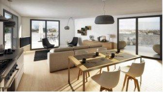 Appartements neufs Meridiem éco-habitat à Le Bouscat