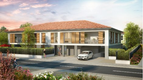 46 west toulouse programme immobilier neuf for Acheter sa premiere maison