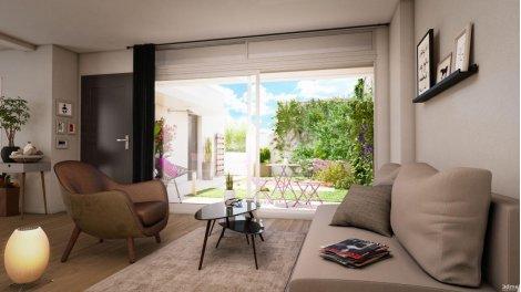 Appartement neuf Les Hauts de l'Ormeau investissement loi Pinel à Toulouse