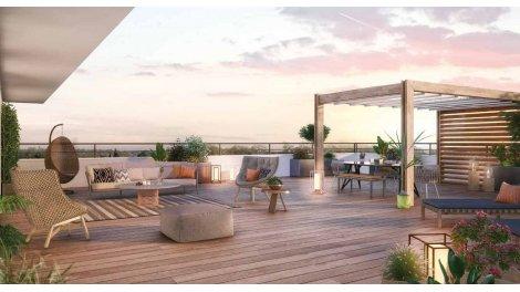 Appartements neufs Nola éco-habitat à Saint-Orens-de-Gameville