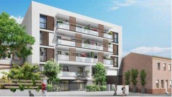 Appartements neufs Le 75 éco-habitat à Toulouse