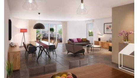 Appartements neufs Les Jardins de Persée à Blagnac