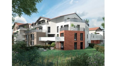Appartement neuf Le Clos de Saint'O éco-habitat à Saint-Orens-de-Gameville