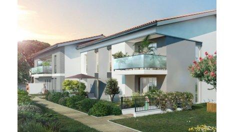 Appartement neuf Croix-Bénite éco-habitat à Toulouse