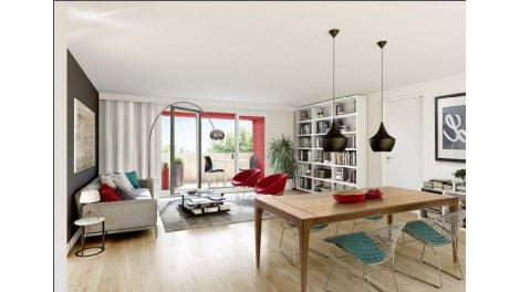 Appartement neuf Carmin investissement loi Pinel à Toulouse