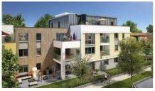 Appartements neufs Les Terrasses de Lardenne éco-habitat à Toulouse