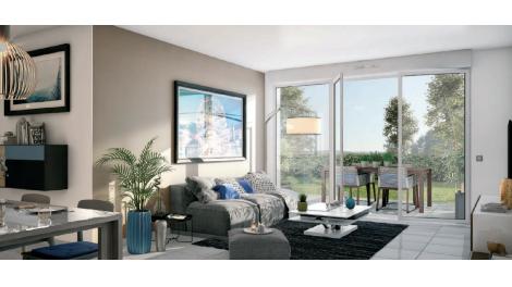 Appartement neuf Les Jardins du Golfe à Toulouse