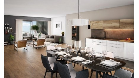 Appartements neufs Coeur Saint'Cyp éco-habitat à Toulouse