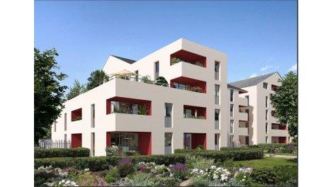 Appartement neuf Carmin éco-habitat à Toulouse