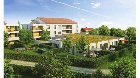 eco habitat neuf à Toulouse