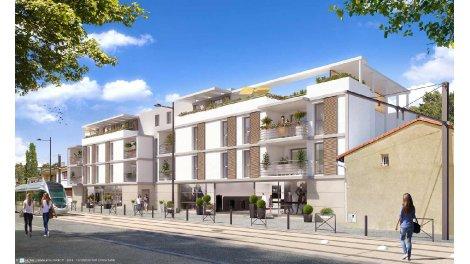 Appartement neuf Odysée éco-habitat à Blagnac