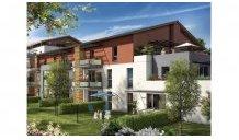 Appartements neufs Foliot éco-habitat à Tournefeuille