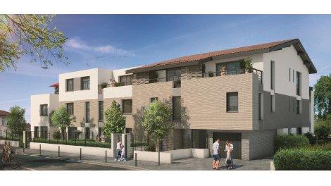 Appartements neufs Le Clos des Frenes éco-habitat à Toulouse