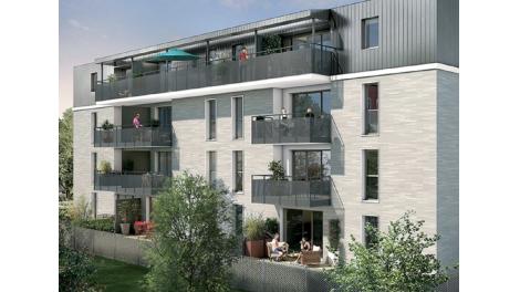 Appartement neuf Parc Minimes éco-habitat à Toulouse