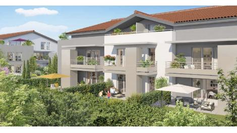 Appartement neuf Oh'Blagnac éco-habitat à Blagnac