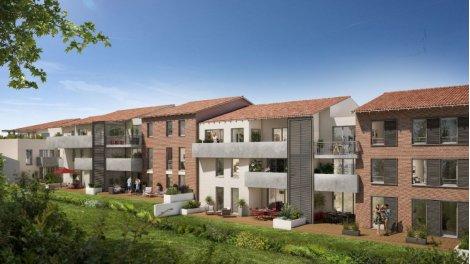 Appartement neuf Esprit Castanet à Castanet-Tolosan