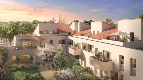 Appartements neufs Anleo éco-habitat à Toulouse