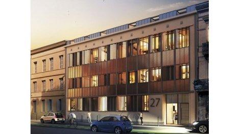 Appartement neuf Le Roquelaine investissement loi Pinel à Toulouse