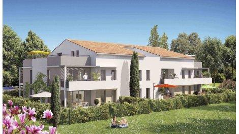 Appartement neuf Parenthèse Boisée à Saint-Orens-de-Gameville