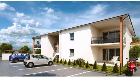 Appartements neufs So Saint'O éco-habitat à Saint-Orens-de-Gameville