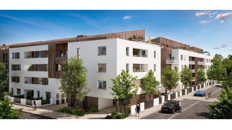 Appartements neufs Le Garden éco-habitat à Toulouse
