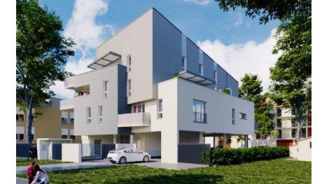 Appartement neuf Tempo Garonna à Toulouse