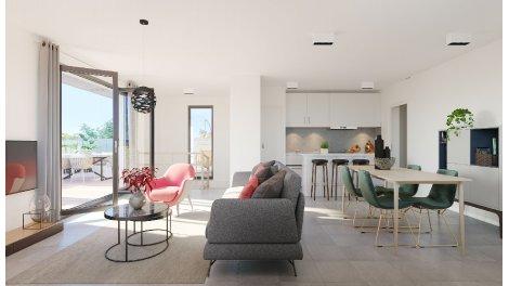 Appartement neuf Les Bastides de Ravel à Colomiers