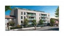 Appartements neufs Cézanne investissement loi Pinel à Toulouse