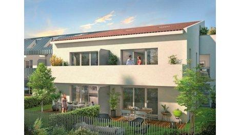Appartements neufs Adonis éco-habitat à Toulouse