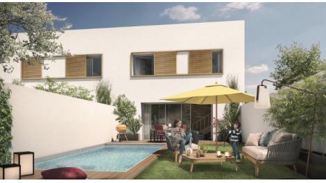 Appartements et villas neuves Les Jardins de Persée éco-habitat à Blagnac