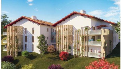 logement neuf à Saint-Jean-de-Luz