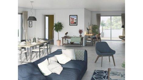 Appartements neufs Résidence l'Angloye éco-habitat à Anglet