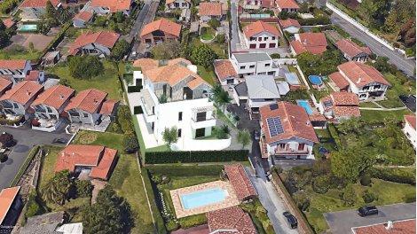 Appartements et villas neuves Villas des 4 Cantons à Anglet