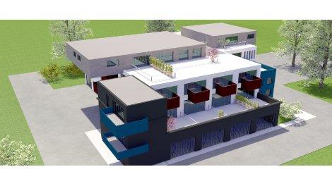 Appartements neufs L'Art'Vert éco-habitat à Latresne