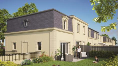 Maisons neuves Les Demeures Haussmann à Le Bouscat