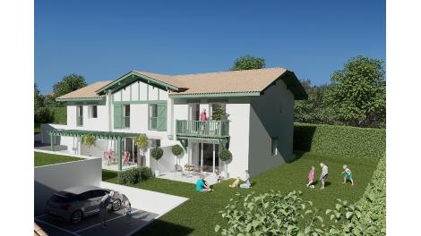 Appartements et villas neuves Le Saint-Joseph à Saint-Jean-de-Luz