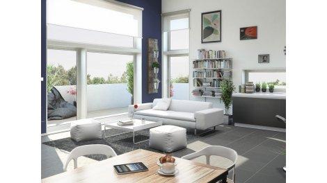 Appartements neufs Résidence des Violettes éco-habitat à Toulouse