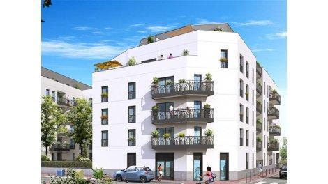 immobilier ecologique à Drancy