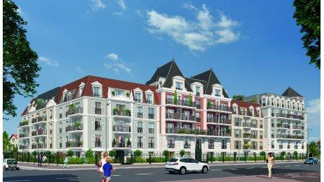 investir dans l'immobilier à Le Blanc Mesnil