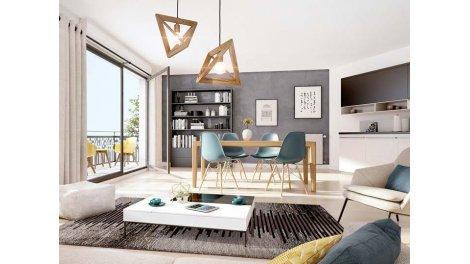 immobilier basse consommation à Drancy